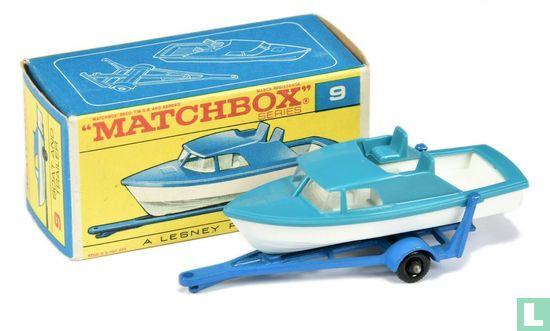 Boat & Trailer - Afbeelding 1