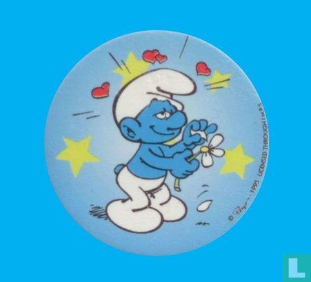 Verliefde Smurf - Afbeelding 1