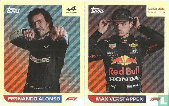 Fernando Alonso / Max Verstappen - Image 1