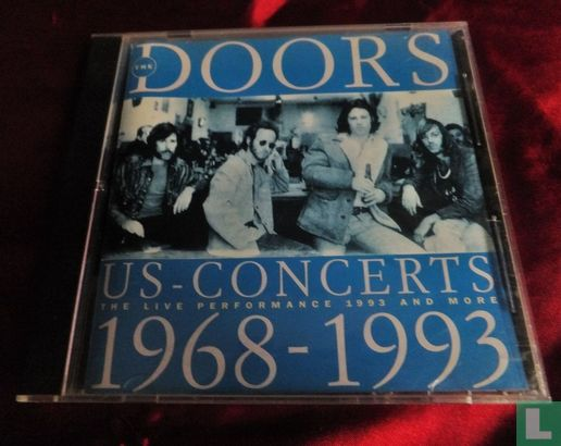 US Concerts 1968-1993 - Image 1