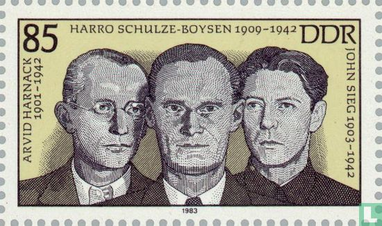 DDR - Verzetsstrijders