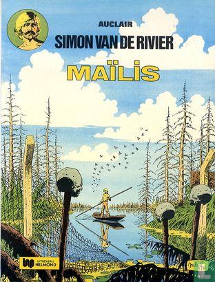 Simon van de rivier - Maïlis