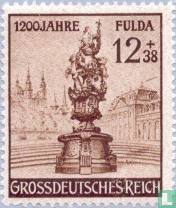 Deutsches Reich - Fulda 744-1944
