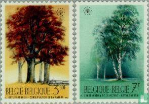 België [BEL] - Europees Natuurbeschermingsjaar