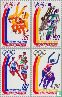 Liechtenstein - Olympic Games