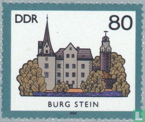 DDR - Burchten