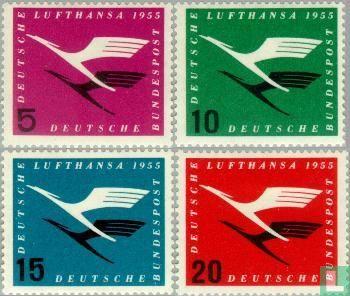 Germany [DEU] - Lufthansa 1955 (FRG 35)
