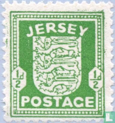 Jersey - Coat of arms of Jersey