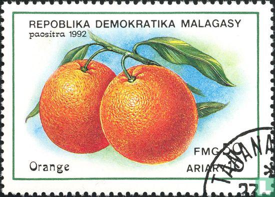 Madagaskar - Vruchten
