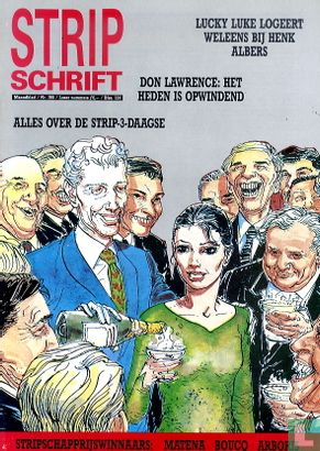 Stripschrift (Illustrierte) - Stripschrift 208