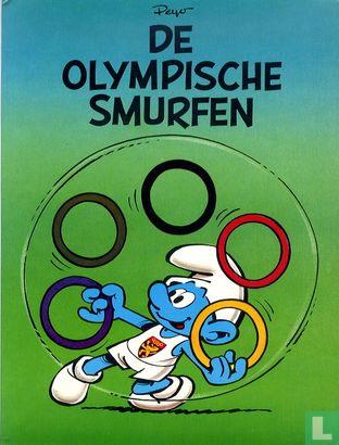 Smurfen, De - De Olympische Smurfen