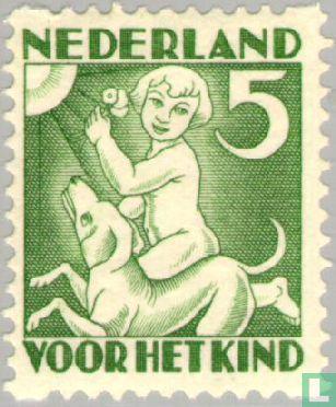 Nederland [NLD] - Kinderzegels