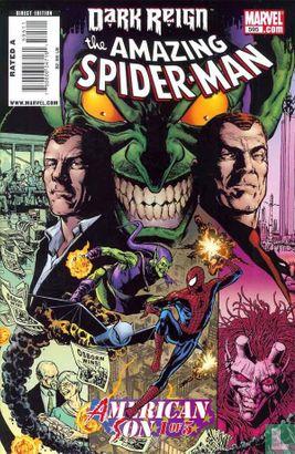 Dark Reign - Amazing Spider-Man 595