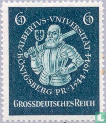 Deutsches Reich - Albertus-Universität 1544-1944