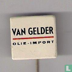 Bedrijven - van Gelder Olie - Import