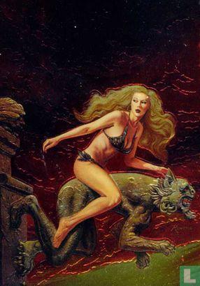 Rowena Chromium - Gargoyle