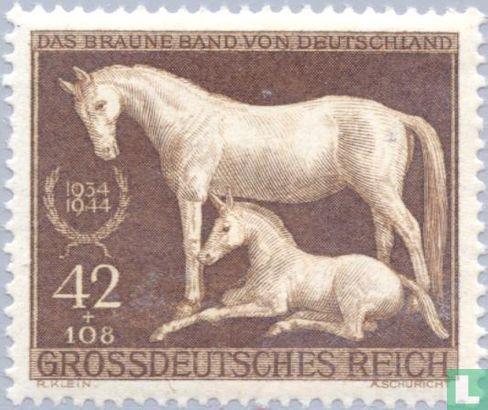 Deutsches Reich - Das braune Band von Deutschland