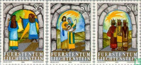 Liechtenstein - Biblical scenes