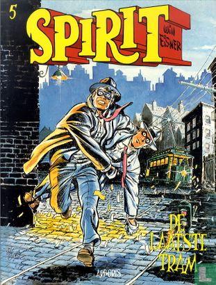 Spirit, The - De laatste tram