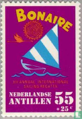 Antilles néerlandaises - Régate