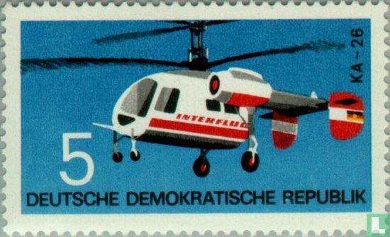 DDR - Vliegtuigen