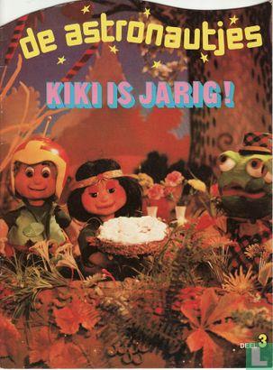 Kiki is jarig! - Afbeelding 1
