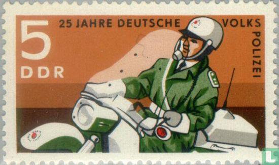 DDR - Politie
