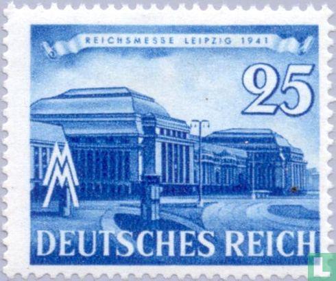 German Empire - Leipzig Spring Fair