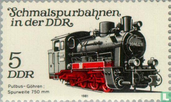 GDR - Trains