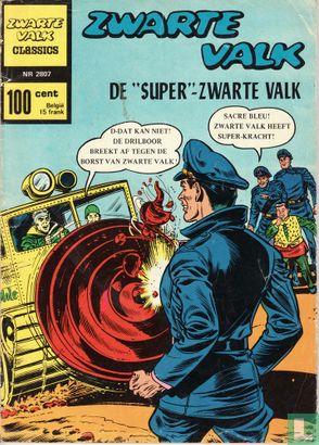 "BlackHawk - De ""super""-Zwarte Valk"
