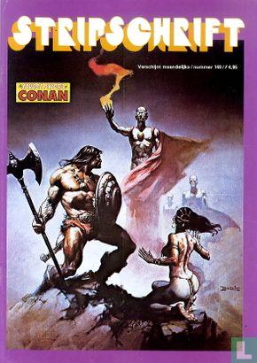 Conan - Stripschrift 149