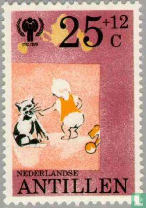 Antilles néerlandaises - Année de l'enfant
