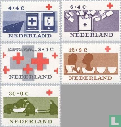Netherlands [NLD] - 100 years of Red Cross