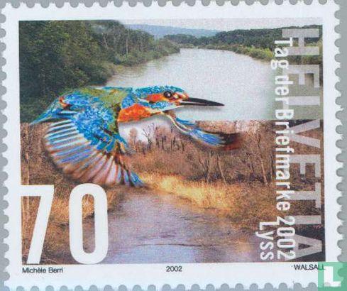 Switzerland [CHE] - Stamp Day