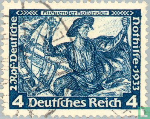 German Empire - Richard Wagner Works