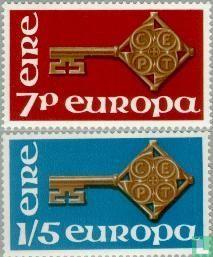 Ierland - Europa – Sleutel