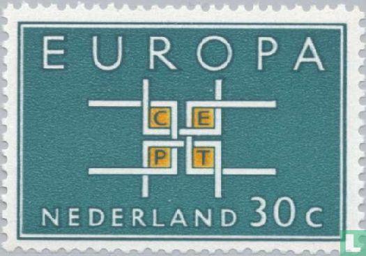 Nederland [NLD] - Europa – C.E.P.T.