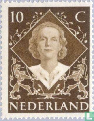Nederland [NLD] - Inhuldiging koningin Juliana