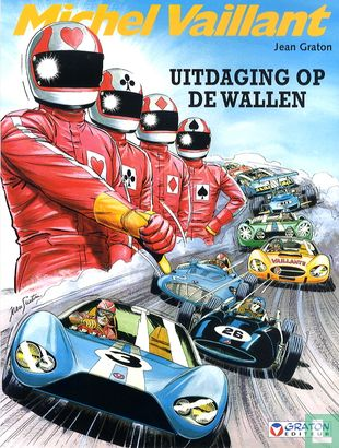 Michel Vaillant - Uitdaging op de wallen