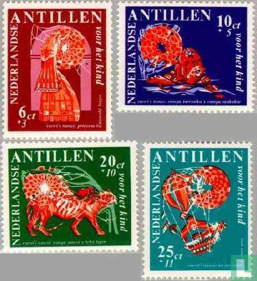 Netherlands Antilles - Nanzi-story