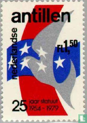 Antilles néerlandaises - Charte du Royaume 1954-1979