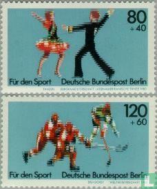Berlijn - Voor de sport