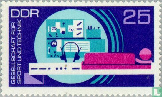 DDR - Sport en Techniek 1951-1972