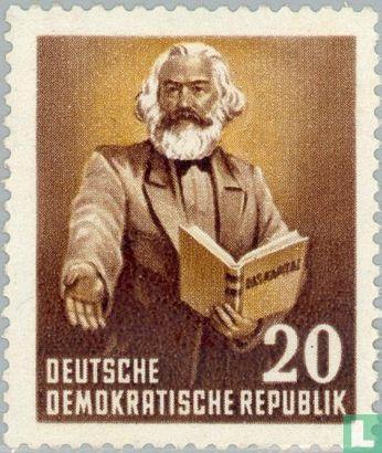 GDR - Karl Marx