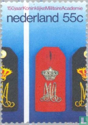 Nederland [NLD] - 150 jaar Koninklijke Militaire Academie