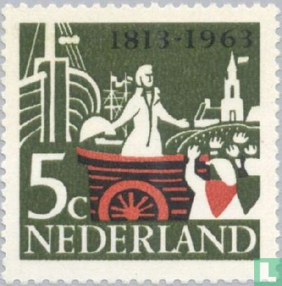 Netherlands [NLD] - Independence 1813-1963
