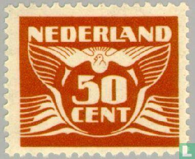 Netherlands [NLD] - Flying Dove
