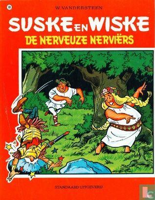 Willy and Wanda (Spike and Suzy, Bob & Bobette, Luke a...) - De nerveuze Nerviërs