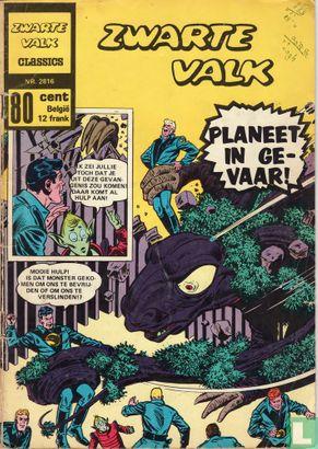 BlackHawk - Planeet in gevaar!