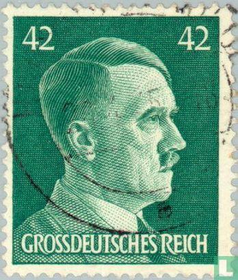 Deutsches Reich - Hitler, Adolf 1889-1945